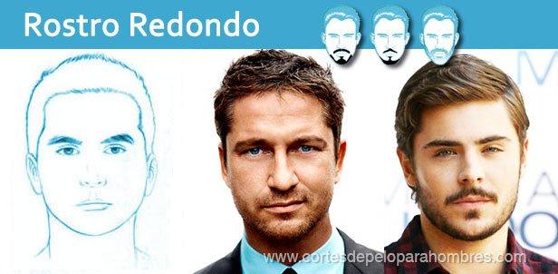 Tipos de Barba Según el Rostro Redondo
