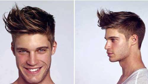 Peinados para undercut corte