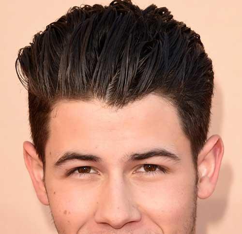 corte de pelo hombre corto