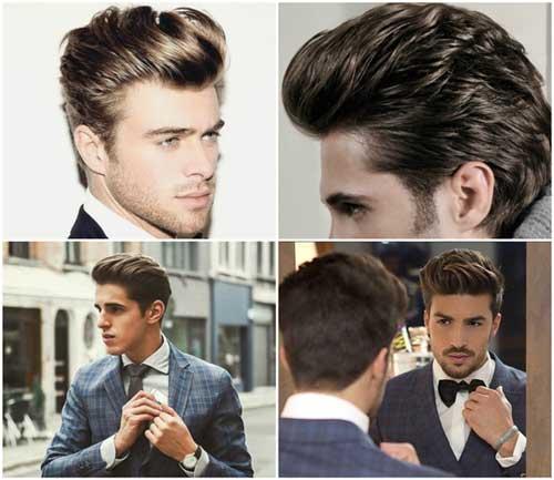 Imágenes de Peinados Formales Para Hombres